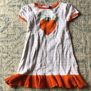 Pumpkin dress